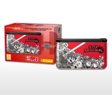 Získejte limitované Nintendo 3DS XL Super Smash Bros.