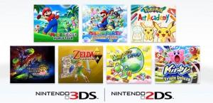 Bonusová nabídka Nintendo 3DS pro zimu 2014