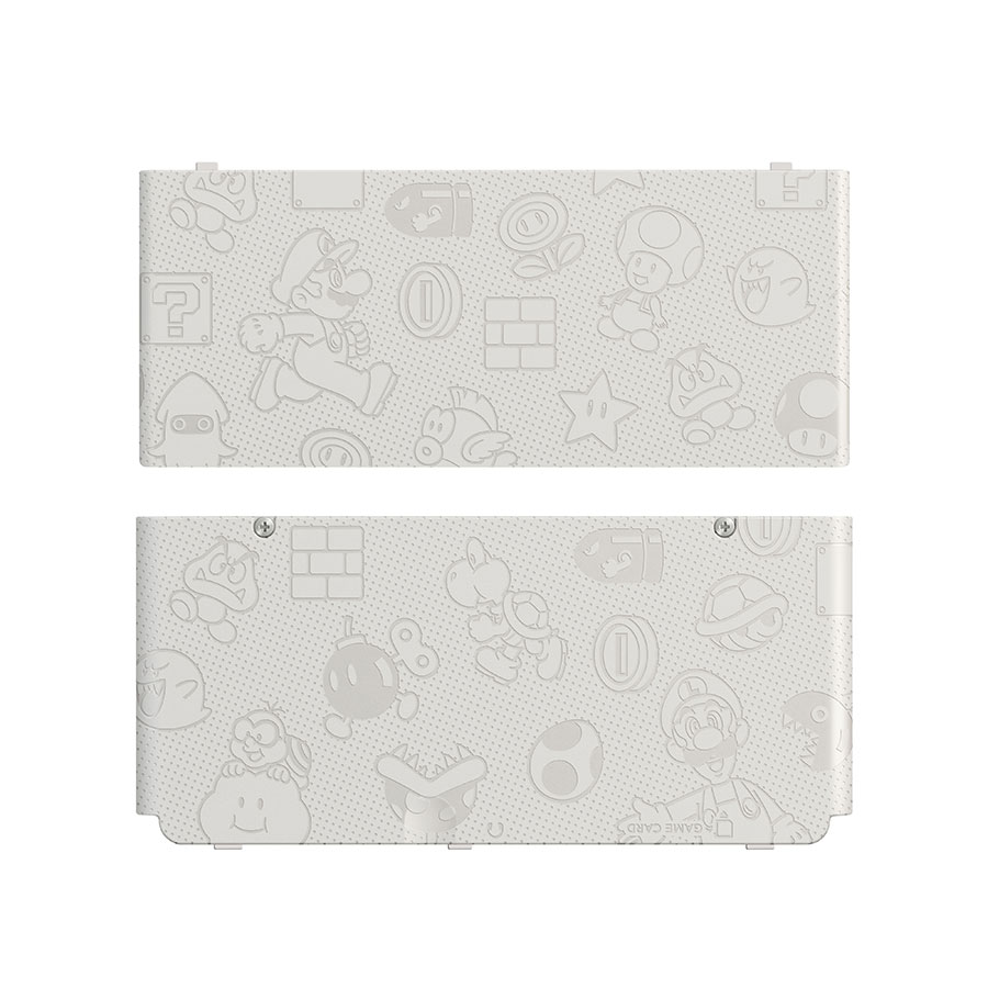 New Nintendo 3DS cover plate