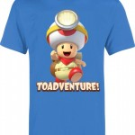 WiiU Captain Toad: Treasure Tracker + T-shirt1904219042