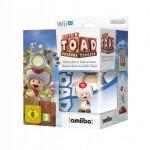 WiiU Captain Toad + Amiibo Toad2242722427