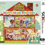 3DS Animal Crossing: Happy Home Designer+Card2372723727