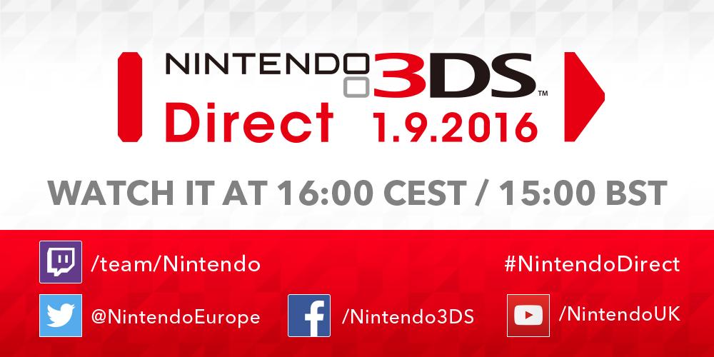 ... Nintendo nebo na Nintendo Direct webových stránkách od 16:00