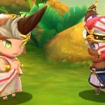 3DS Ever Oasis2991829918