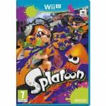 WiiU Splatoon + amiibo Splatoon Squid3109931099