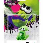WiiU Splatoon + amiibo Splatoon Squid3110031100