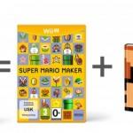WiiU Super Mario Maker + Artbook + Classic Mario3113231132