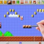 WiiU Super Mario Maker + Artbook + Modern Mario3113731137