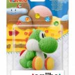 WiiU Yoshi's Woolly World + Yarn Yoshi Green3115831158