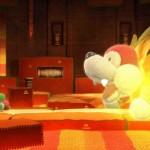 WiiU Yoshi's Woolly World + amiibo Yarn Yoshi Pink3116031160