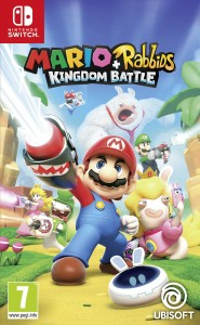 Mario + Rabbids Kingdom Battle vychází exkluzivně pro Nintendo Switch již 29. srpna!