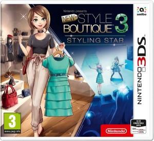 Staňte se stylistou hudebních megahvězd zítřka v Nintendo presents: New Style Boutique 3 – Styling Star