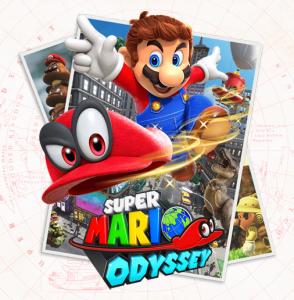 "Pravidla soutěže ""Vyhraj konzoli Nintendo Switch console Red + Super Mario Odyssey"""