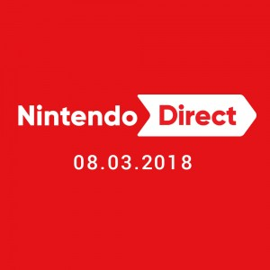 Nintendo Direct 8.3.2018 – Super Smash Bros. série přijde na Nintendo Switch již v roce 2018