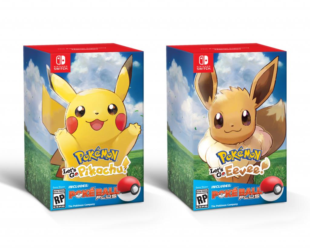 Switch_PokemonLetsGo_PokeBallPlus_Pikachu_Eevee_pkg