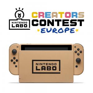 Oznamujeme finalisty Nintendo Labo Creators Contest distributorské země Česká republika, Slovensko, Maďarsko a Polsko