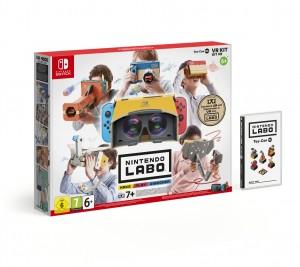 Nová sada Nintendo Labo přináší snadné a dostupné VR hraní