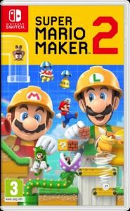 Nejnovější prezentace Nintendo Direct odhalila nové detaily hry Super Mario Maker 2