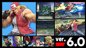 Terry Bogard ze Série Fatal Fury již dnes ve Smash Bros. Ultimate!