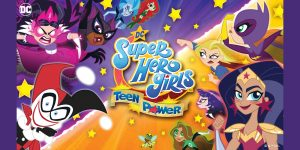Jsme zachráněni! Díky DC Super Hero Girls: Teen Power, které vychází již zítra na Nintendo Switch